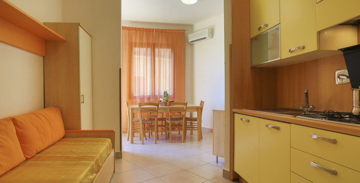 Appartement - Le Acacie - Appartements