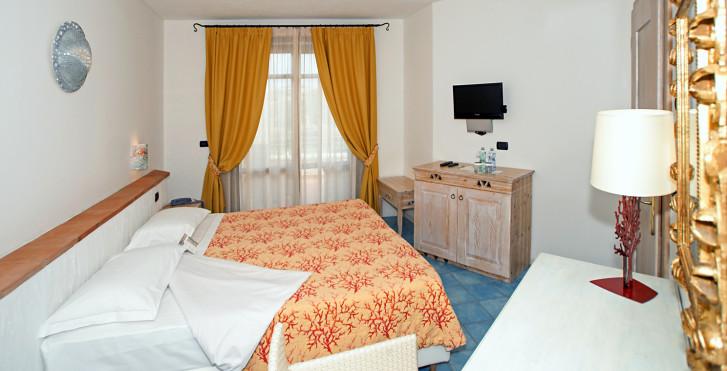 Doppelzimmer Classic - Baia Caddinas - Hotel