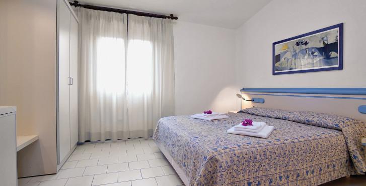Appartement Silver - Baia Verde - hôtel