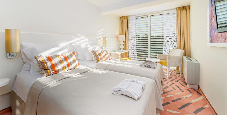 Chambre double type 2CGF - Amadria Park Hotel Ivan