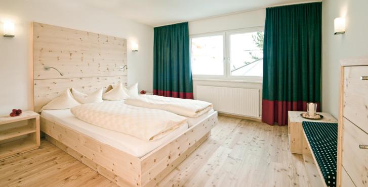"""Appart Suite """"de Luxe"""" - alpin art & spahotel naudererhof - Skipauschale"""