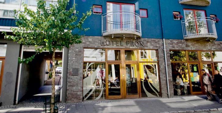 Hôtel Fron
