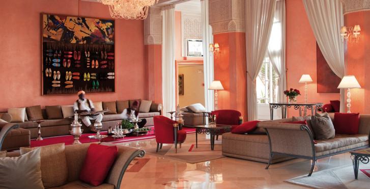 Bild 8072080 - Sofitel Marrakech Palais Imperial