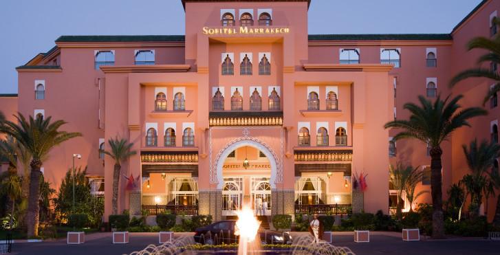 Bild 8072071 - Sofitel Marrakech Palais Imperial