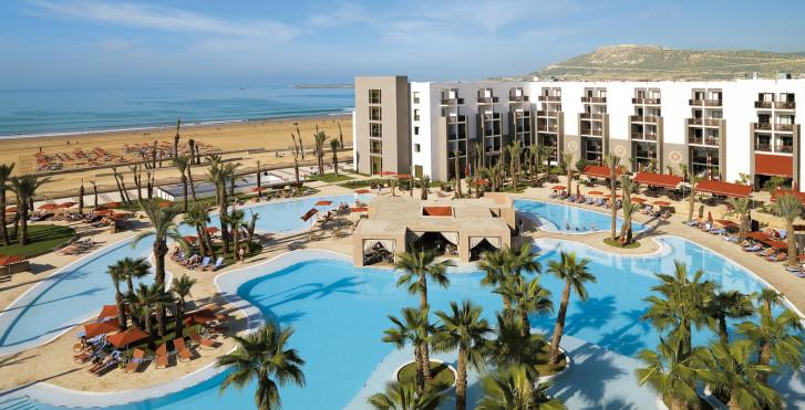 THE VIEW Agadir-The Magically Royal Ocean