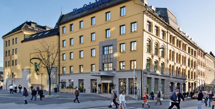Bild 8077113 - Scandic Oslo City