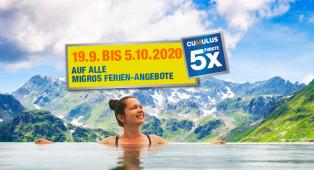 Wellnesswochenende in der Schweiz - Flims Laax