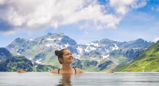 Week-end bien-être en Suisse - Flims Laax Falera