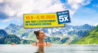 Week-end bien-être en Suisse - Flims Laax