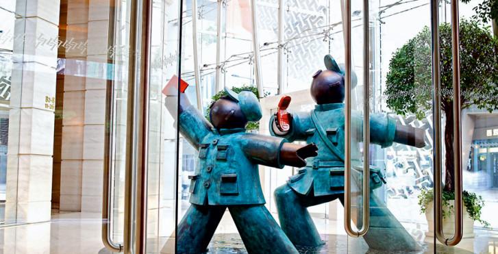 Image 7723995 - Cordis Hotel Hong Kong at Langham Place