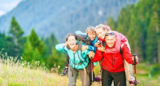 Schweiz Familienferien - Unterwallis