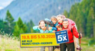 Schweiz Familienferien
