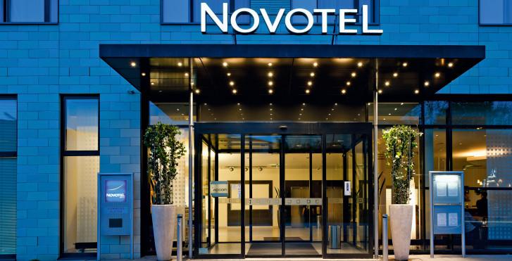 Novotel Hotel Hamburg City Alster Hamburg