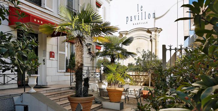 Image 8137820 - Le Pavillon Bastille