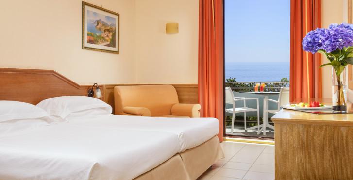 Chambre double Superior - UNAHOTELS Naxos Beach Sicilia