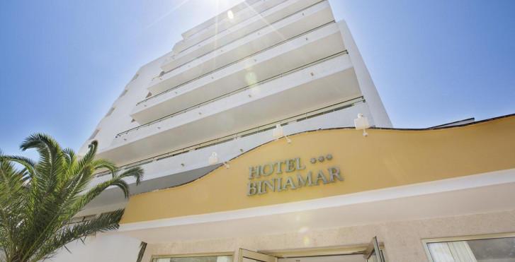 Hôtel Biniamar