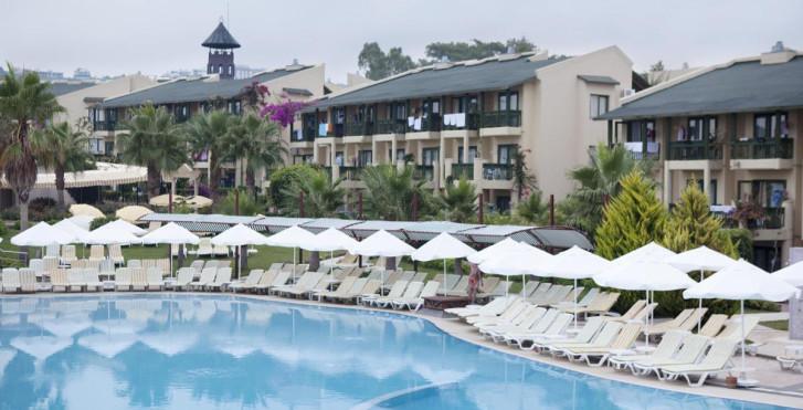 Image 8854584 - Incekum Beach Resort