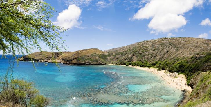 Baie de Hanauma, Oahu