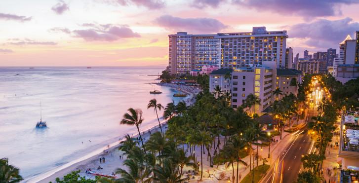 Waikiki/Waikiki Beach