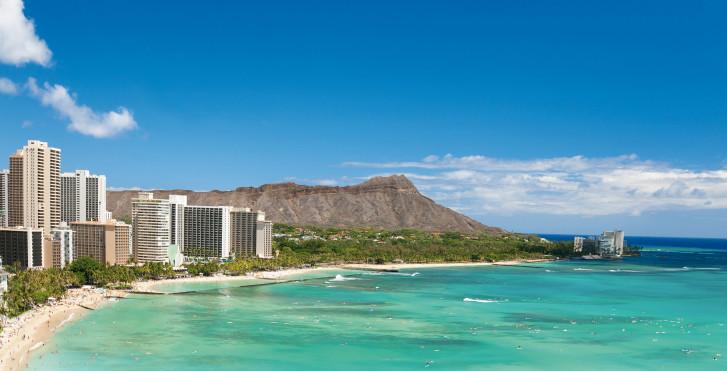 Honolulu/Waikiki Beach