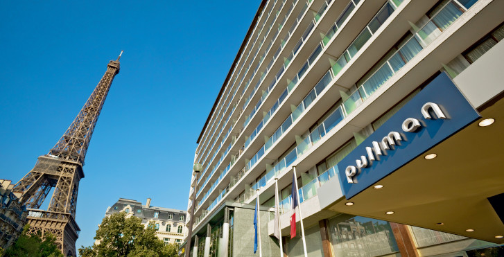 Pullman tour eiffel paris vacances migros for Liste des hotels paris