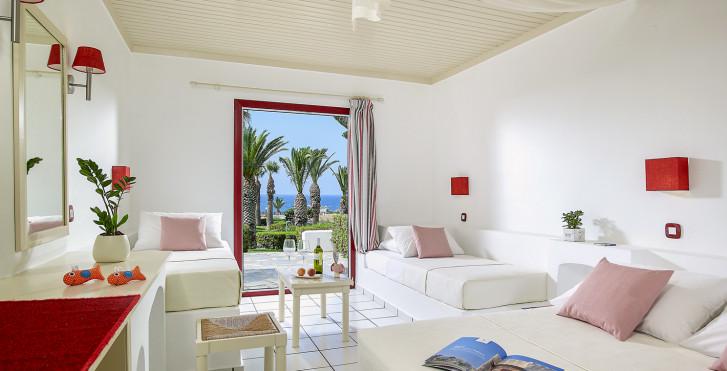 Chambre familiale - Aldemar Cretan Village