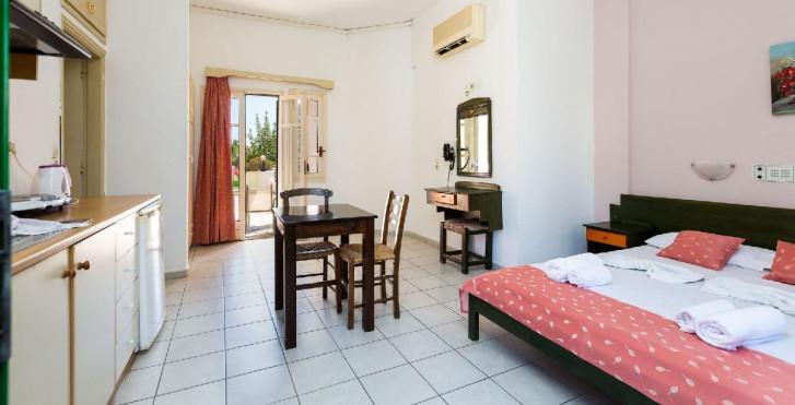 Chambre double - Ormos Atalia Village