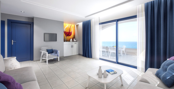 chambresfamilialesDeluxe - Castello Village Resort