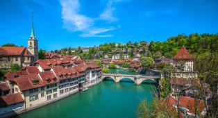 Fliegen ab Bern
