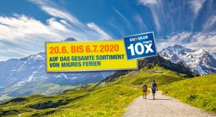Wanderferien in der Schweiz - Davos-Klosters