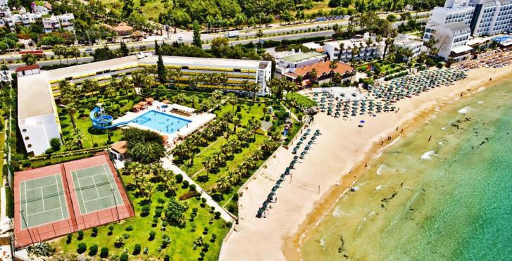 Bild 9424428 - Yalihan Aspendos (ex. Ulusoy Aspendos Hotel Alanya)