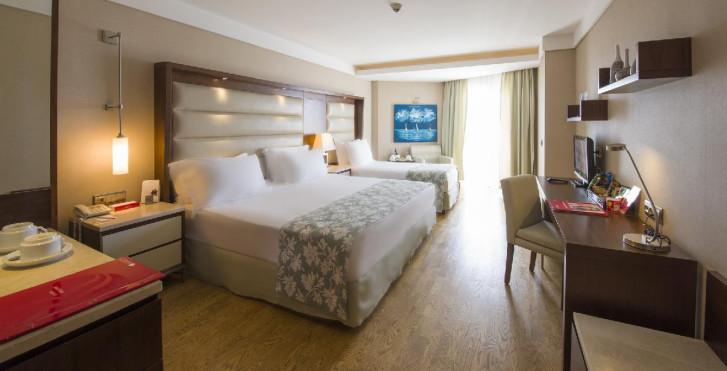 Doppelzimmer - Ramada Plaza by Wyndham Antalya