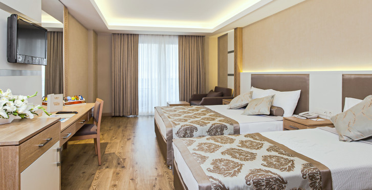 Chambre double - Kahya Resort Aqua and Spa Hotel