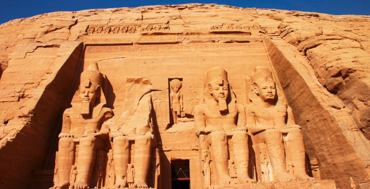 Tempel von Abu Simbel, Luxor
