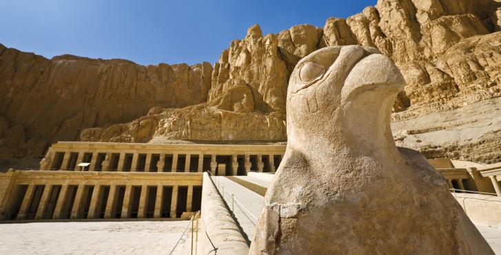 Totentempel der Hatschepsut, Luxor