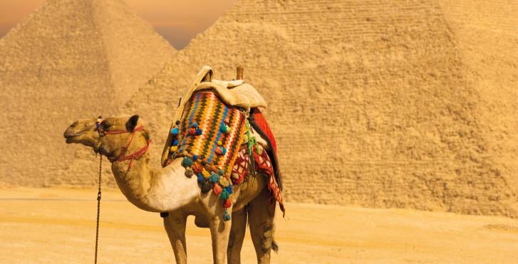 Pyramiden, Kairo