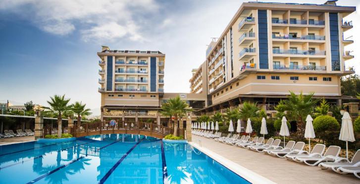 Dizalya Palm Garden Hôtel