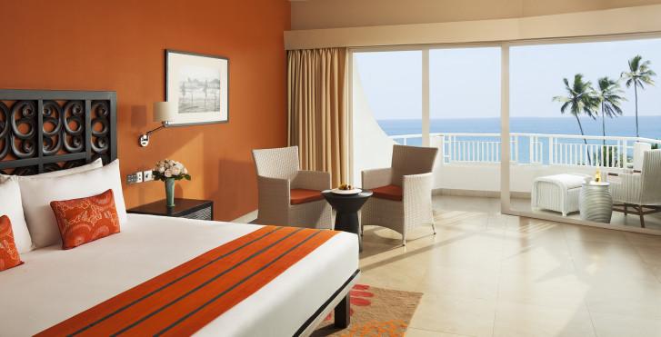 Deluxe-Delight-Seaview-Zimmer - Taj Bentota Resort & Spa
