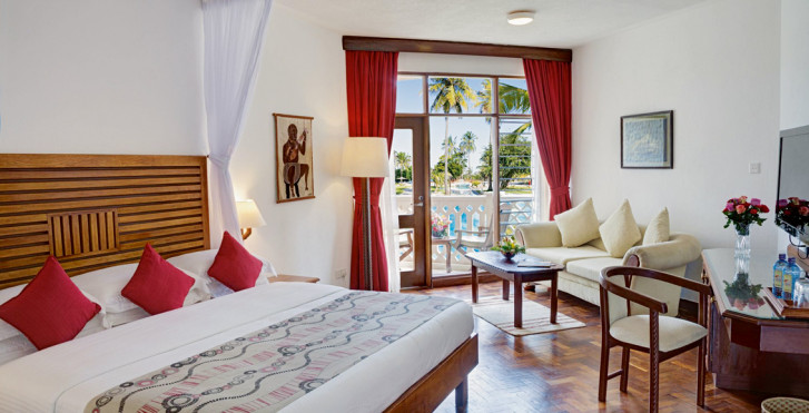 Chambre Deluxe - Amani Tiwi Beach Resort