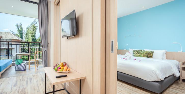 Deluxe Suiten - Mai Khao Lak Beach Resort & Spa