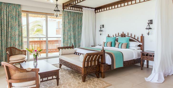 Doppelzimmer Superior Deluxe - Royal Zanzibar Beach Resort