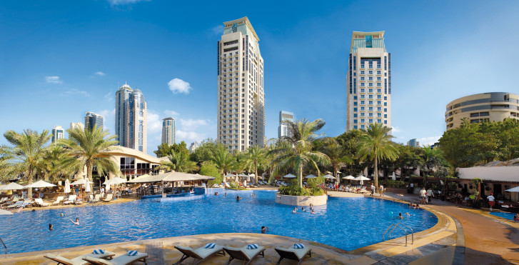 Bild 9554750 - Habtoor Grand Resort, Autograph Collection