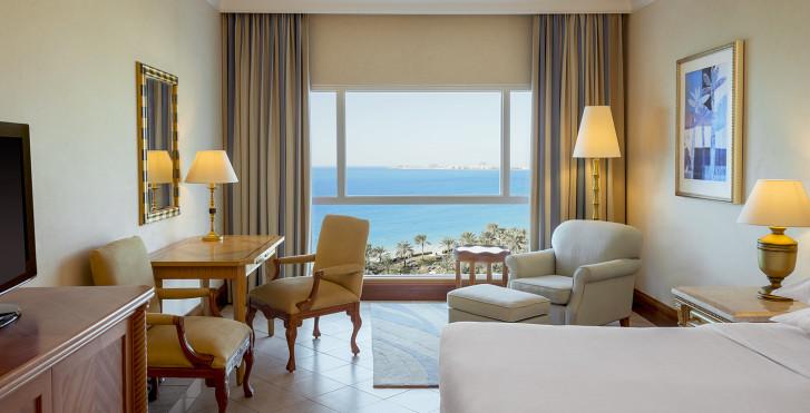 Doppelzimmer Deluxe Meersicht - Sheraton Jumeirah Beach Resort