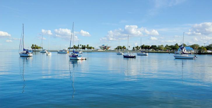Boca Ciega Bay, Saint Pete Beach
