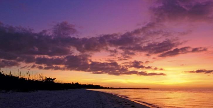 Sonnenuntergang, Fort Myers