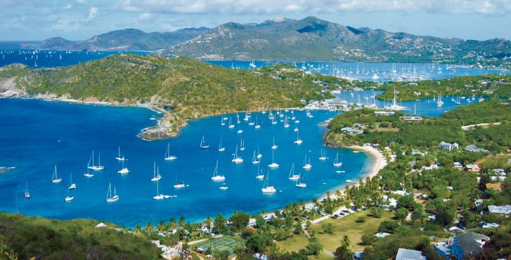 Antigua-et-Barbuda, Caraïbes