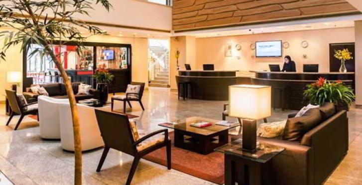 Image 14368872 - Prodigy Grand Hotel & Suites Berrini