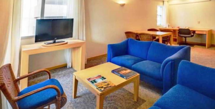 Image 14368874 - Prodigy Grand Hotel & Suites Berrini