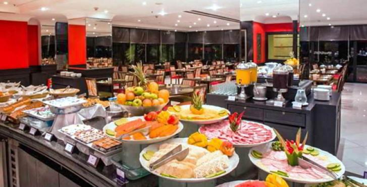 Image 14368882 - Prodigy Grand Hotel & Suites Berrini