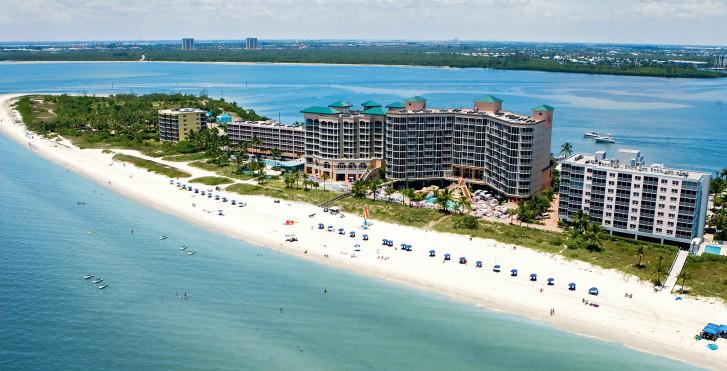 Pink Shell Beach Resort & Marina